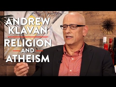 The Battle Between Religion and Atheism (Andrew Klavan Interview Part 2)