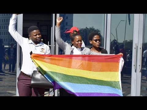 Botswana's government seeks to overturn ruling on same-sex relationships
