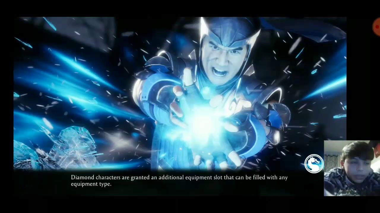 Pin de leandro patricio em Game | Personagens de mortal