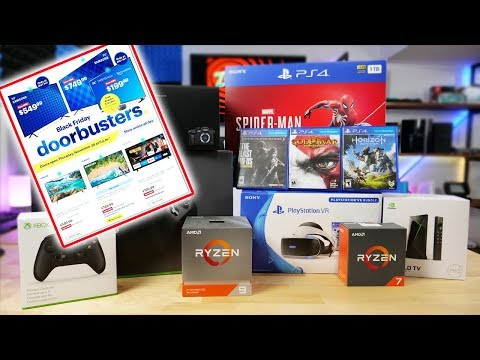 Best Buy's BEST Black Friday Deals!!! 2019 | TOP DEALS! |