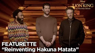 """Reinventing Hakuna Matata"" Featurette 