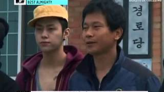 Vietsub MTV B2ST ALMIGHTY Ep 5 part 1/3
