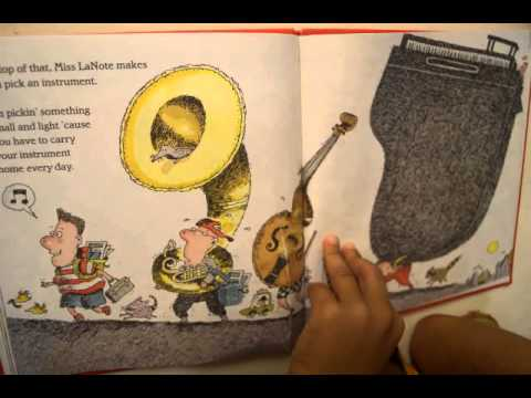 The Music Teacher from the Black Lagoon by Mike Thaler