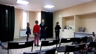 2. Открытый урок по актёрскому мастерству — уроки в Ульяновске.