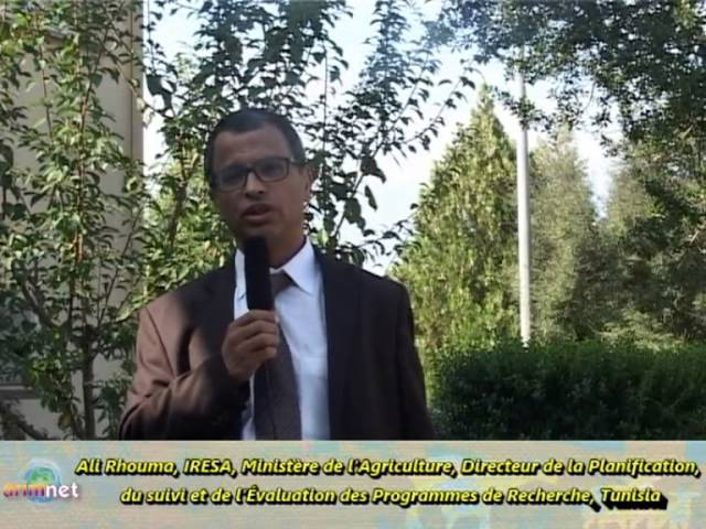 Interview de Mr. Ali Rhouma