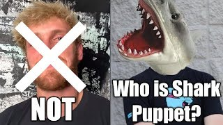 WHO IS SHARK PUPPET!