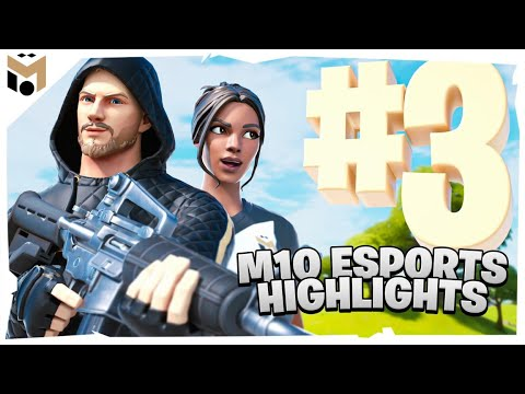 WELCOME TO M10 ESPORTS - M10 NYHROX! 🔥🥳