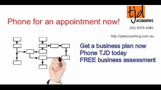 Small Business Advice Melbourne | Find a Business Accountant TJD Accounting Victoria