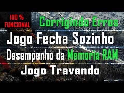 COD WARZONE : CORRIGINDO ERROS , JOGO FECHANDO E DESEMPENHO Da MEMÓRIA RAM + TRAVADAS ( FUNCIONAL )