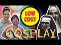 WE TRIED LOW COST COSPLAY (ft. BLACKPINK, VENOM, T