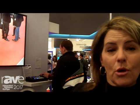 ISE 2017: Vaddio Intros RoboSHOT 20 UHD PTZ Camera