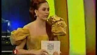 Müyap Ödül Töreni-Tarkan'ın Ödülü