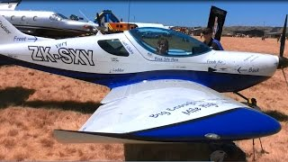 SportCruiser ZK SXY arerosport.co.nz WINGS over WAIRARAPA 2015