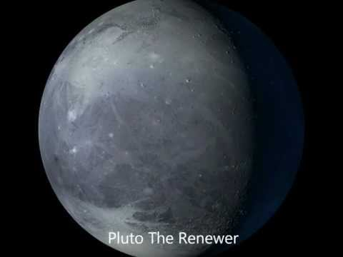 Pluto The renewer