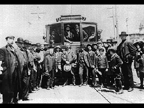 Labor & California  In The Progressive Era