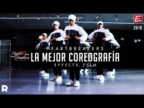 La Mejor Coreografía ❤ HEARTBREAKERS ❤ ► EFFECTS FILM