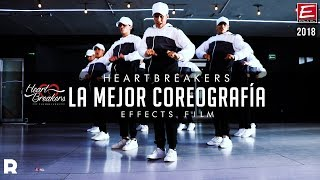La mejor Coreografía ❤ HEARTBREAKERS ❤ ► EFFECTS FILM