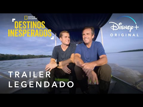 Destinos Inesperados | Trailer Oficial Legendado | Disney+