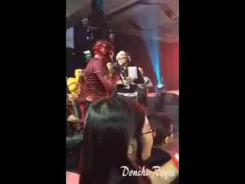 Tyler Hoechlin Live in Manila at AsiaPop Comicon 2017