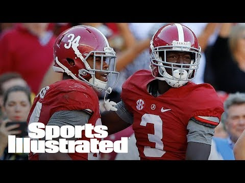 Alabama's Ridley, Scarbrough Enter NFL Draft, Harris Returns | SI Wire | Sports Illustrated