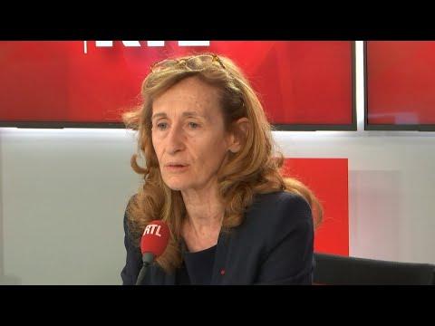 "Réforme de la Justice : ""Aucun tribunal ne sera supprimé"", assure Nicole Belloubet sur RTL"