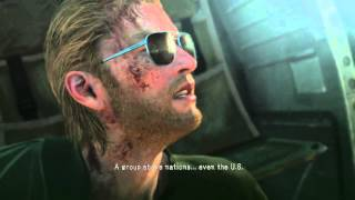 METAL GEAR SOLID V: THE PHANTOM PAIN Just to Suffer