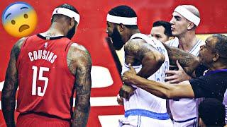 NBA • Fights & Scuffles of 2021 Season • INTENSE • HD