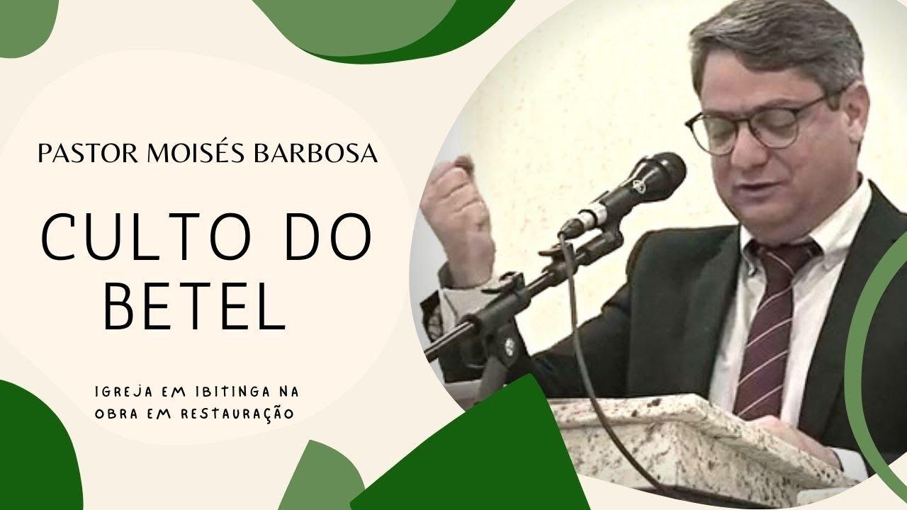 Grandes coisas fez o Senhor por n�s - Pastor Mois�s Barbosa