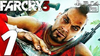 Far Cry 3 Classic Edition - Gameplay Walkthrough Part 1 -  Prologue (Remastered) PS4 PRO