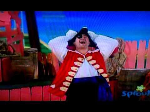The Wiggles Pirate Dance