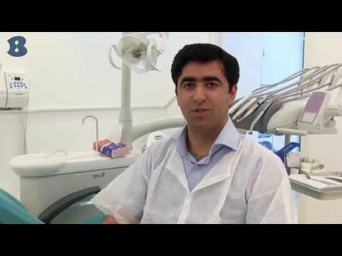 Dental clinic in Israel, Ashdod. Dr.Batashvili Shmuel