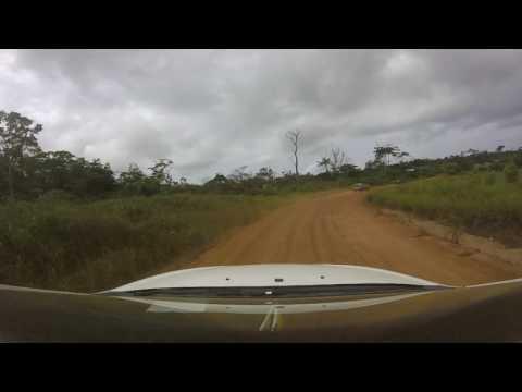 Selva centro africana: Libreville (Gabon)