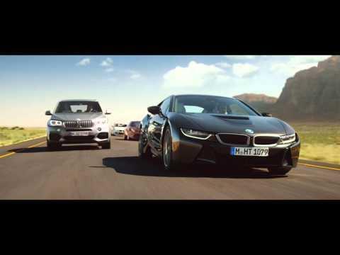 Hallo Zukunft: BMW-Werbung zum 100. Geburtstag