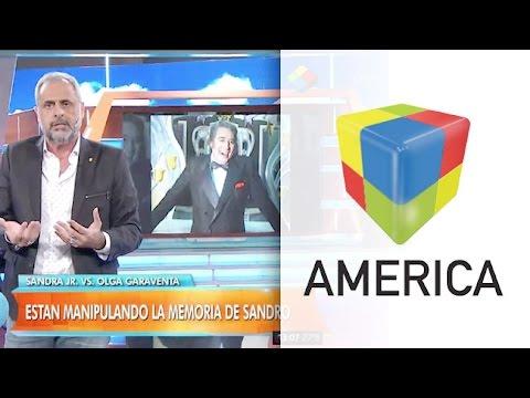 """Jorge Rial: """"El ADN es negativo y Sandra Borda no es hija de Sandro"""""""