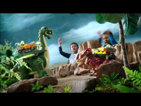 Apatosaurus - TV Spot - Dinosaurs - Imaginext - Fisher Price