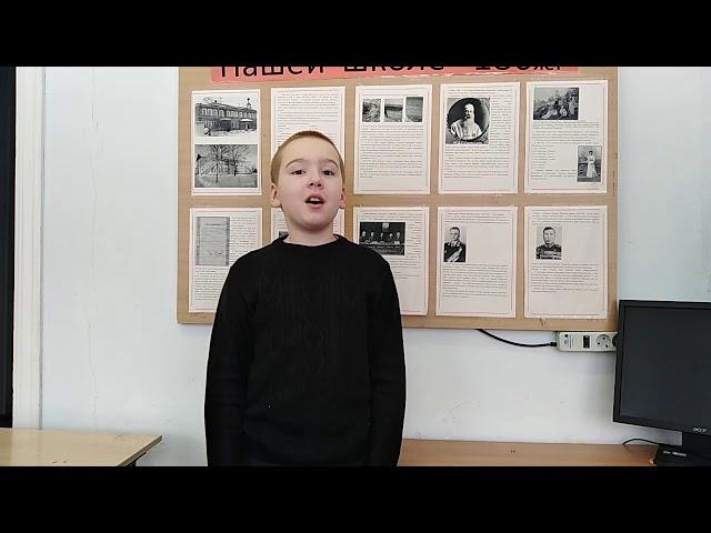 Изображение предпросмотра прочтения – ИванПанафидин читает произведение «Рябину рубили зорькою» М.И.Цветаевой