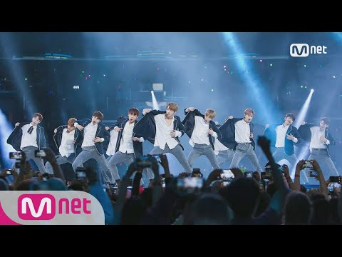[KCON LA] PRODUCE 101 Special (Wanna One) - NEVER+PICK ME ㅣ KCON 2017 LA x M COUNTDOWN 170831 EP.539