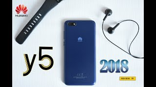 Huawei Y5 Prime 2018 - Budget Android Oreo Smartphone Review (In Depth Review)