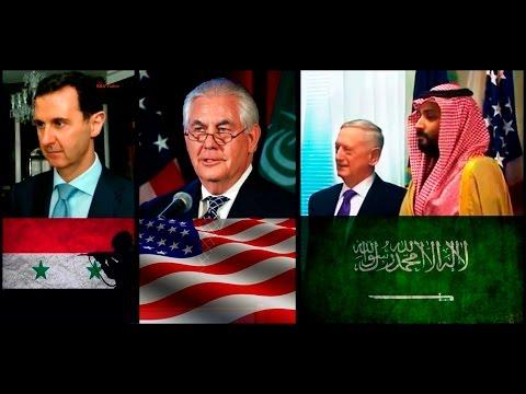 SYRIA/USA/KSA: The Saudi / U.S. Relationship & Wahhabi Extremists In Syria.