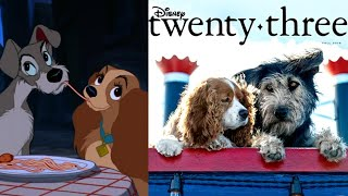 Shelter to Stardom: Rescue Dog Leads 'Lady and the Tramp'