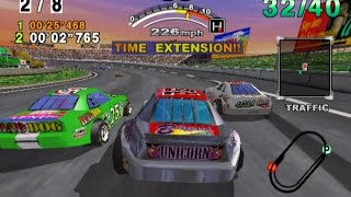 Daytona USA 2001   Circuit Pixie with Unicorn