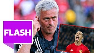 Mourinho über mögliches Ibrahimovic-Comeback