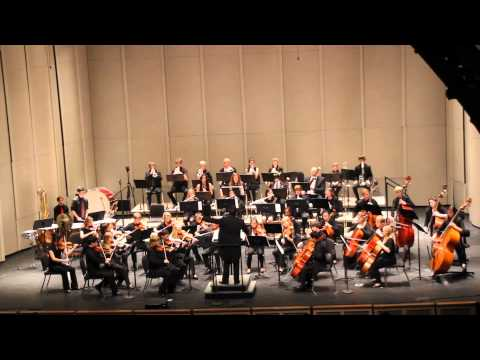 Eric & Reece O'Hagan and fellow Youth Music Monterey musicians play Beethoven Symphony