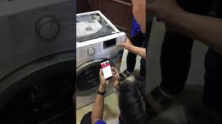 Test lỗi máy giặt Beko