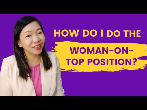 How to do girl on top