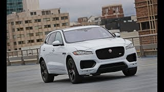 Jaguar F-Pace 2018 Car Review