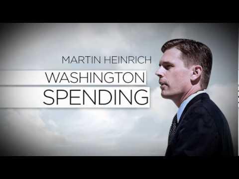 """""""Done"""" Help Heather Wilson Defeat Martin Heinrich."""