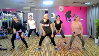 Tareefan / Veere Di Wedding  / ZUMBA DANCE CHOREOGRAPHY