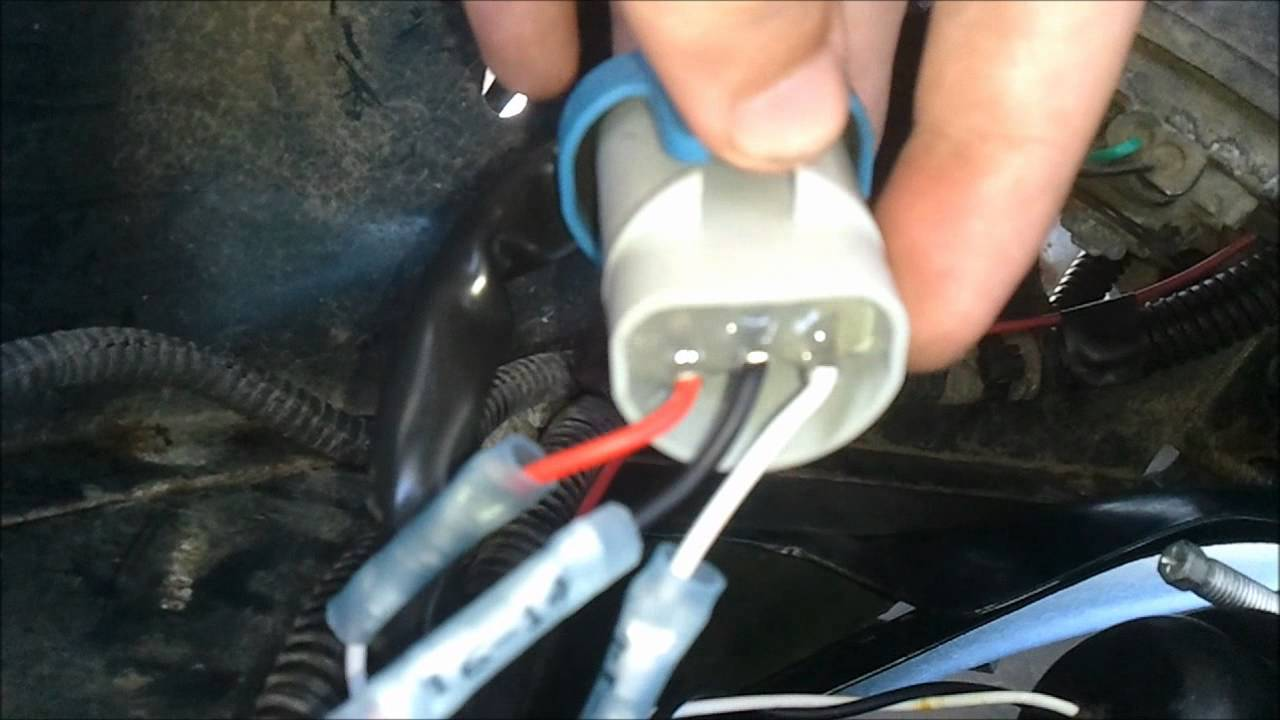 Fixed The Lights On My 99 Ram 1500 Youtube Xenon Headlight Wire Schematic