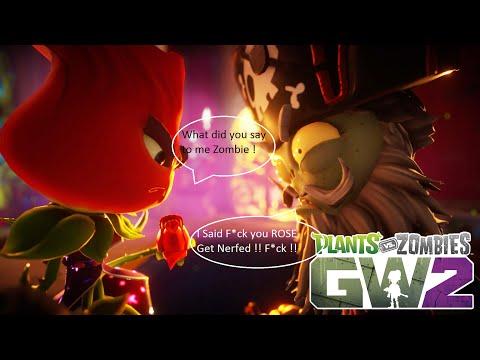 PVZ Garden Warfare 2 Character Roulette featuring Dread & Monkey